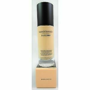 bareMinerals WARM LIGHT 07 barePRO Foundation